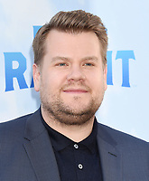 LOS ANGELES, CA - FEBRUARY 03: Actor/Singer/TV host James Corden arrives at the Premiere Of Columbia Pictures' 'Peter Rabbit' at The Grove on February 3, 2018 in Los Angeles, California.<br /> CAP/ROT/TM<br /> &copy;TM/ROT/Capital Pictures
