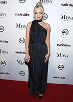 WEST HOLLYWOOD, CA - JANUARY 11:  Dove Cameron at Marie Claire's Image Maker Awards 2018 at Delilah on January 11, 2018 in West Hollywood, California. (Photo by Scott Kirkland/PictureGroup)