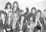 Ronnie James Dio,Danny Johnson, Jimmy Bain, Vince Neil, Dave Alford, Paul Shortino, Matt Thorr, Amir Derakh, Craig Goldy, Carlos Cavaso, Jeff LaBar, Eric Brittingham, Chris Hagar Jimmy Bain