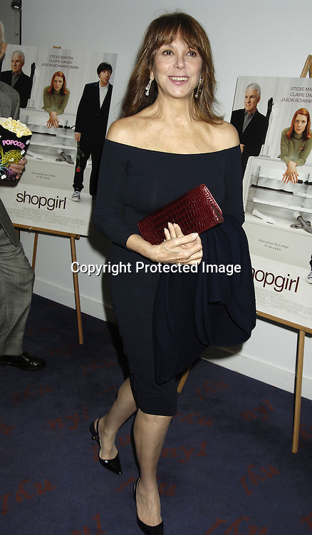 """Marlo Thomas ..at a special  screening of """"Shopgirl"""" on October 17, 2005 hosted by Tina Brown and Harry Evans at the New Beekman  Theatre. ..Photo by Robin Platzer, Twin Images"""