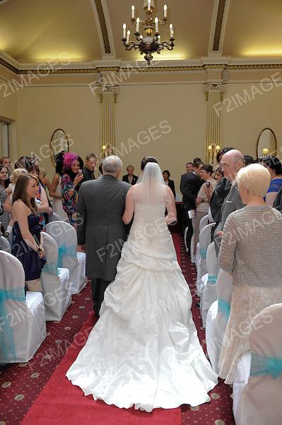 Catherine and Michael Wedding 3.8.13