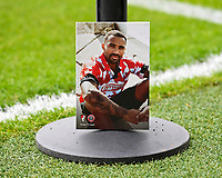 Callum Wilson of AFC Bournemouth on the front of during AFC Bournemouth vs Sheffield United, Premier League Football at the Vitality Stadium on 10th August 2019