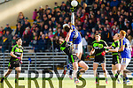 David Moran Kerry in action against  Mayo in the first round of the National Football League at Fitzgerald Stadium Killarney on Sunday.