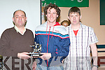 3208- Harry Freeman sponsor-barry leahy players player of the year-junior locke secratary..   Copyright Kerry's Eye 2008