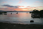 Chira Island Scenic At Dusk