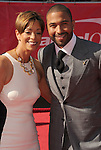LOS ANGELES, CA - JULY 11: Matt Kemp and Judy Henderson arrive at the 2012 ESPY Awards at Nokia Theatre L.A. Live on July 11, 2012 in Los Angeles, California.