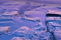 Rocks at Burleigh Falls in the Kawartha DIstrict<br /><br />Ontario<br />Canada