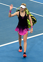 EUGENIE BOUCHARD of CANADA (CAN) <br /> <br /> 2017 BRISBANE INTERNATIONAL, PAT RAFTER ARENA, BRISBANE TENNIS CENTRE, BRISBANE, QUEENSLAND, AUSTRALIA<br /> <br /> &copy; TENNIS PHOTO NETWORK