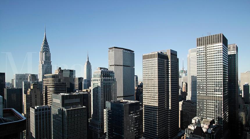 Downtown New York, NY