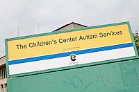 The Children's Center Autism Service is seen in Detroit (Mi) Sunday June 9, 2013.