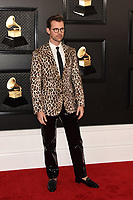 LOS ANGELES - JAN 26:  Brad Goreski at the 62nd Grammy Awards at the Staples Center on January 26, 2020 in Los Angeles, CA