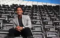 Leroy Fer who has signed a three year deal for an undisclosed amount with Swansea City FC, Wales, UK
