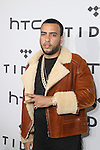 French Montana Attends TIDAL X: 1020 Amplified by HTC