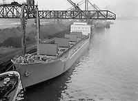 Haven Antwerpen in de jaren '50