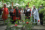 Knollys Rose Ceremony City of London UK.