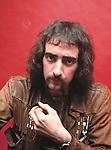Fleetwood Mac 1969 John McVie.© Chris Walter.