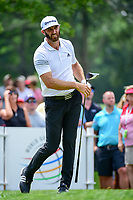 Dustin Johnson (USA) during Friday's round 2 of the World Golf Championships - Bridgestone Invitational, at the Firestone Country Club, Akron, Ohio. 8/4/2017.<br /> Picture: Golffile | Ken Murray<br /> <br /> <br /> All photo usage must carry mandatory copyright credit (&copy; Golffile | Ken Murray)