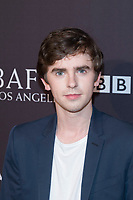 Freddie Highmore attends the BAFTA Los Angeles Awards Season Tea Party at Hotel Four Seasons in Beverly Hills, California, USA, on 06 January 2018. Photo: Hubert Boesl - NO WIRE SERVICE - Photo: Hubert Boesl/dpa /MediaPunch ***FOR USA ONLY***