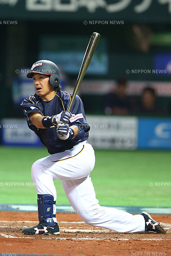 Nobuhiro Matsuda (JPN), .MARCH 6, 2013 - WBC : .2013 World Baseball Classic .1st Round Pool A .between Japan 3-6 Cuba .at Yafuoku Dome, Fukuoka, Japan. .(Photo by YUTAKA/AFLO SPORT) [1040]
