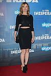 "Spanish actress Nathalie Poza attend the Premiere of the movie ""La vida inesperada"" at the Callao Cinema in Madrid, Spain. April 25, 2014. (ALTERPHOTOS/Carlos Dafonte)"