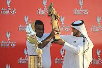 during the final round of the Abu Dhabi HSBC Golf Championship, Abu Dhabi GC,Abu Dhabi,United Arab Emirates.Picture Fran Caffrey www.golffile.ie