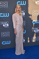 Saoirse Ronan at the 23rd Annual Critics' Choice Awards at Barker Hangar, Santa Monica, USA 11 Jan. 2018<br /> Picture: Paul Smith/Featureflash/SilverHub 0208 004 5359 sales@silverhubmedia.com