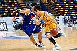 Samsung Thunders vs Rizing Zephyr Fukuoka during the Summer Super 8 at the Macao East Asian Games Dome on July 18, 2018 in Macau, Macau. Photo by Marcio Rodrigo Machado / Power Sport Images