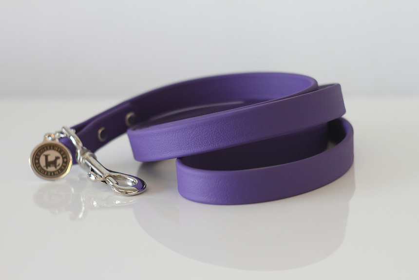 Legitimutt purple sunshower leash