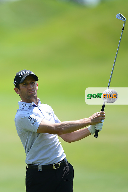 Gregory Bourdy of France during Round 2 of the Lyoness Open, Diamond Country Club, Atzenbrugg, Austria. 10/06/2016<br /> Picture: Richard Martin-Roberts / Golffile<br /> <br /> All photos usage must carry mandatory copyright credit (&copy; Golffile | Richard Martin- Roberts)