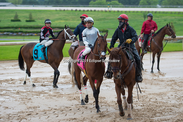 April 11, 2020: Taishan (8) (7) with jockey Joel Rosario aboard during the Oaklawn Stakes at Oaklawn Racing Casino Resort in Hot Springs, Arkansas on April 11, 2020. Ted McClenning/Eclipse Sportswire/CSM   Oaklawn Stake at Oaklawn Racing Casino Resort  on April 11, 2020 in Hot Springs, Arkansas. (Photo by Ted McClenning/Eclipse Sportswire/Cal Sport Media)