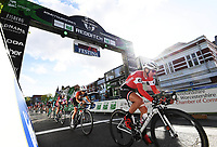 Picture by Simon Wilkinson/SWpix.com 10/05/2018 - Cycling, OVO Energy Tour Series Women's Race, Redditch<br /> NJC Biemme Echelon Juniper, Drops