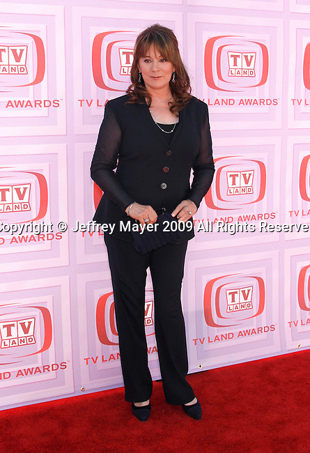 UNIVERSAL CITY, CA. - April 19: Patricia Richardson arrives at the 2009 TV Land Awards at the Gibson Amphitheatre on April 19, 2009 in Universal City, California.