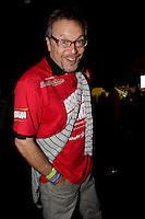 SAO PAULO, SP, 19 DE FEVEREIRO 2012 - CAMAROTE BAR BRAHMA - O diretor Fernando Meireles e visto no Camarote Bar Brahma, no primeiro dia de desfiles do Grupo Especial do Carnaval de Sao Paulo, na madrugada deste domingo 19, no Sambodromo do Anhembi regiao norte da capital paulista. (FOTO: MILENE CARDOSO - BRAZIL PHOTO PRESS).