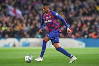Junior Flipo<br /> 07/12/2019 <br /> Barcelona - Maiorca<br /> Calcio La Liga 2019/2020 <br /> Photo Paco Largo Panoramic/insidefoto <br /> ITALY ONLY