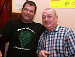 John Kerr with PK enjoying a night out in Grennans...Photo NEWSFILE/Jenny Matthews.(Photo credit should read Jenny Matthews/NEWSFILE)....This Picture has been sent you under the condtions enclosed by:.Newsfile Ltd..The Studio,.Millmount Abbey,.Drogheda,.Co Meath..Ireland..Tel: +353(0)41-9871240.Fax: +353(0)41-9871260.GSM: +353(0)86-2500958.email: pictures@newsfile.ie.www.newsfile.ie.FTP: 193.120.102.198.