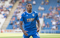 Jevani Brown of Colchester United during Colchester United vs Northampton Town, Sky Bet EFL League 2 Football at the JobServe Community Stadium on 24th August 2019