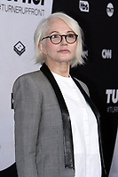 NEW YORK, NY - May 16 :  Ellen Barkin at Turner Upfront 2018 at Madison Square Garden in New York. May 16, 2018 Credit:/RW/MediaPunch