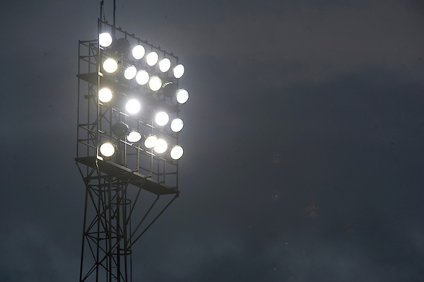 A general view of R Costings Abbey Stadium, home of Cambridge United<br /> <br /> Photographer Stephen White/CameraSport<br /> <br /> Football - FA Challenge Cup First Round - Cambridge United v Fleetwood Town - Saturday 8th November 2014 - R Costings Abbey Stadium - Cambridge<br /> <br />  &copy; CameraSport - 43 Linden Ave. Countesthorpe. Leicester. England. LE8 5PG - Tel: +44 (0) 116 277 4147 - admin@camerasport.com - www.camerasport.com