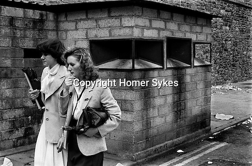 Derry, Northern Ireland. 1979<br />