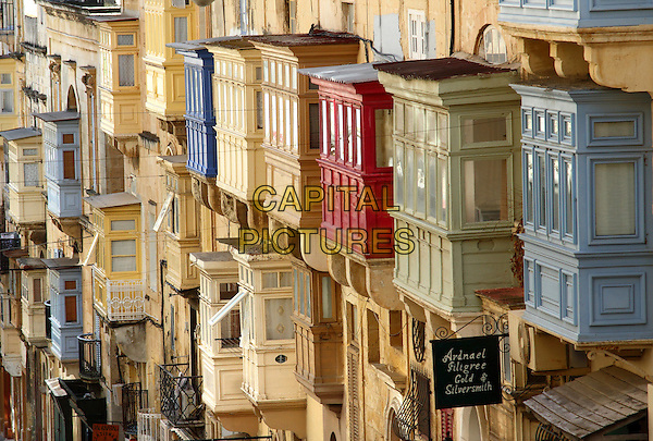 Streets in Valletta, Malta - on Thursday and Friday January 29th and 30th 2015<br /> CAP/ROS<br /> &copy;Steve Ross/Capital Pictures