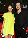 WEST HOLLYWOOD, CA- MAY 02: Actor Jesse Metcalfe (R) and Carrie Santana attend the Jaguar North America and BritWeek present a Villainous Affair held at The London on May 2, 2014 in West Hollywood, California.