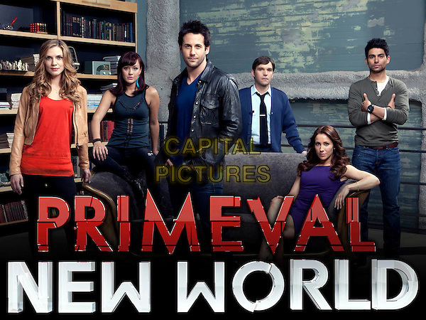 POSTER ART<br /> in Primeval: New World (2012) <br /> *Filmstill - Editorial Use Only*<br /> CAP/FB<br /> Image supplied by Capital Pictures