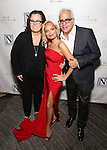 Rosie O'Donnell, Kristin Chenoweth and Richard Jay-Alexander attends the Opening Night celebration for Kristin Chenoweth - 'My Love Letter To Broadway'  at the Bar Sixty Five at the Rainbow Room Bar on November 2, 2016 in New York City.