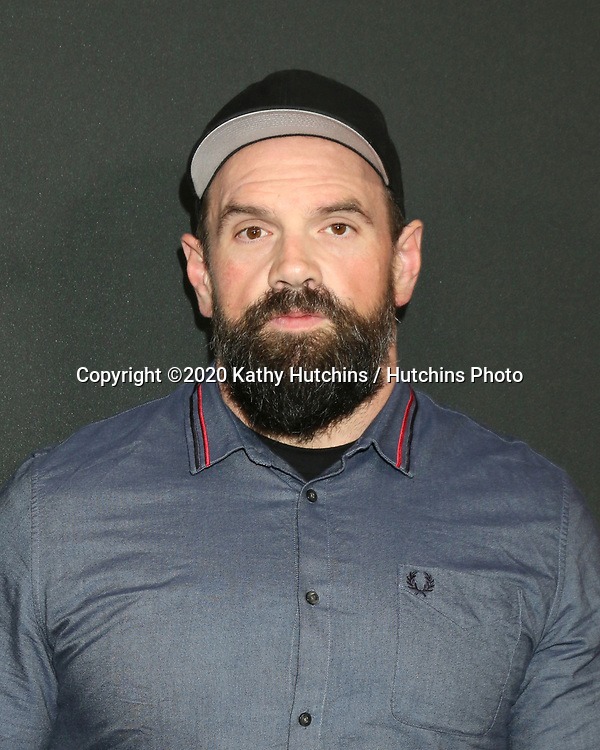"LOS ANGELES - MAR 9:  Ethan Suplee at the ""The Hunt"" Premiere at the ArcLight Hollywood on March 9, 2020 in Los Angeles, CA"