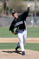 Christian Friedrich - Colorado Rockies - 2009 spring training.Photo by:  Bill Mitchell/Four Seam Images