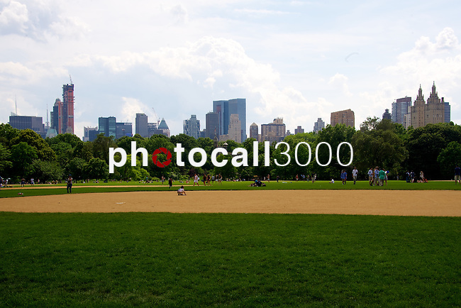 junio-2012.Tryp through New York.Central Park