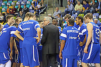 21.01.2015: Fraport Skyliners vs. Shooters Den Bosch