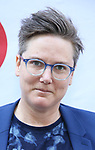 Hannah Gadsby attends the 9th Annual LILLY Awards at the Minetta Lane Theatre on May 21,2018 in New York City.