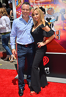 "Tara Strong & Craig Strong at the premiere for ""Teen Titans Go! to the Movies"" at the TCL Chinese Theatre, Los Angeles, USA 22 July 2018<br /> Picture: Paul Smith/Featureflash/SilverHub 0208 004 5359 sales@silverhubmedia.com"