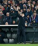 28.11.2019: Feyenoord v Rangers: Steven Gerrard